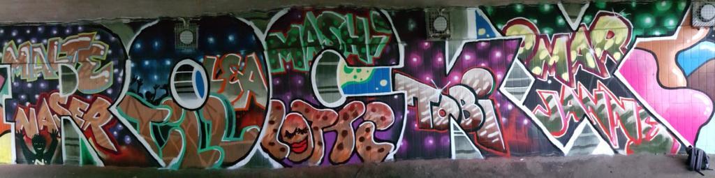 Graffiti Projekt